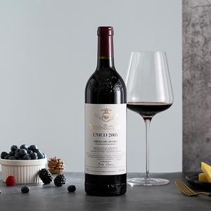 西班牙 2005年贝加西西里亚尤尼科红葡萄酒750ml