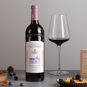 法国 2017年力士金庄园红葡萄酒750ml