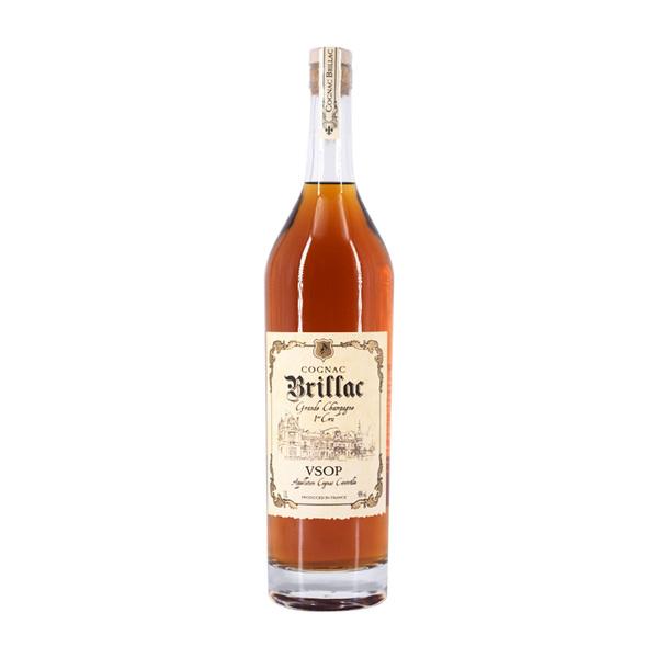 法国贝克一级大香槟区10年VSOP 1L