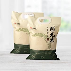 【当季新米】生态越光米2.5kg*2