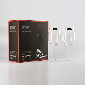 Riedel Sommeliers系列葡萄酒杯双支装礼盒
