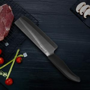 京瓷陶瓷中华菜刀6寸黑刃
