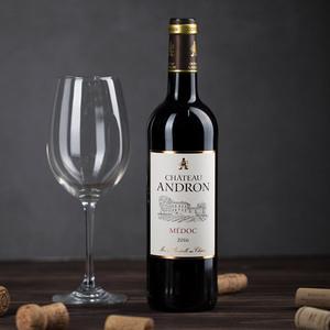 法国 安德烈庄园红葡萄酒750ml