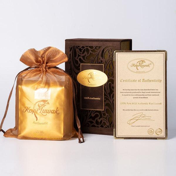 【新批次豆上市】 印尼 珂露华麝香猫咖啡豆150g